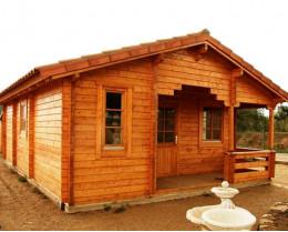 Дачный домик Альмерия