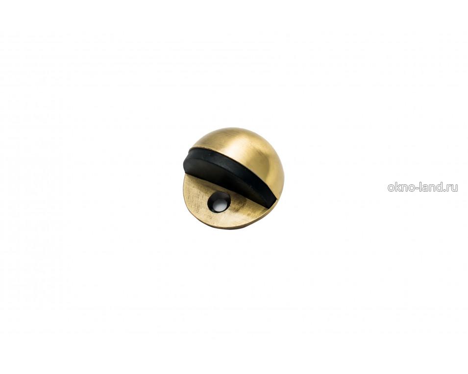Межкомнатная дверь Ограничитель Modeno 01 в цвете бронза, золото, хром