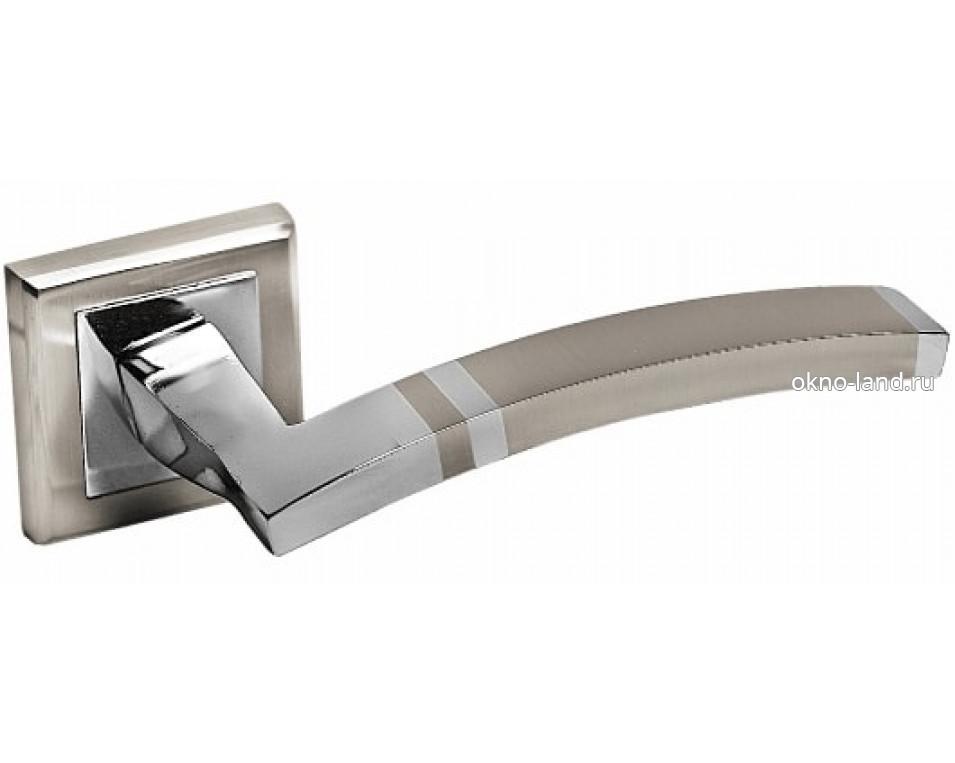 Ручка Modeno Тренте хром, хром-никель