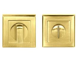 Межкомнатная дверь Завертка сантех. Modeno в цвете матовое золото, матовый никель, хром, бронза, черный матовый, черный никель