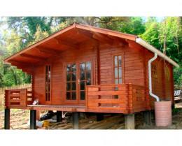 Дачный домик из минибруса Комфорт-5